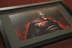 Batman kuvan kehystys