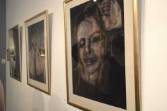 Blythe Smith taidenäyttely kehystykset