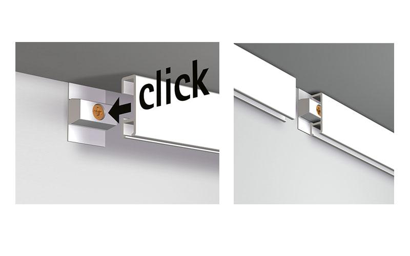 Click rail kisko